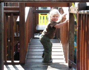 Children's Museum: the upstairs was open and the weather was best with short sleeves!